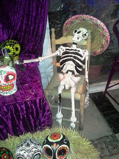 Halloween Viva Mexico Relaxing Drinks Hi! Hello World Atmospheric Mood Mystery Atmosphere Barcelona