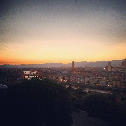 Firenze...la culla del rinascimento! I ❤ Florence Landscape Piazzalemichelangelo