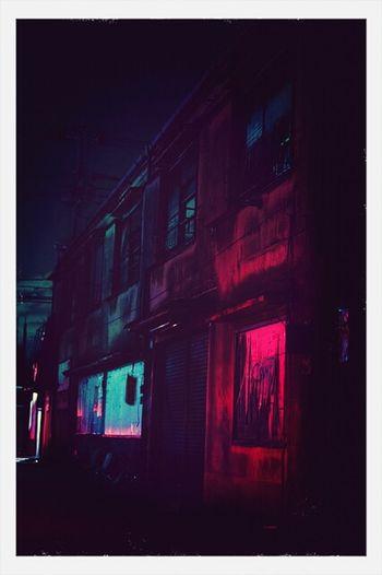 Dark Building Colors