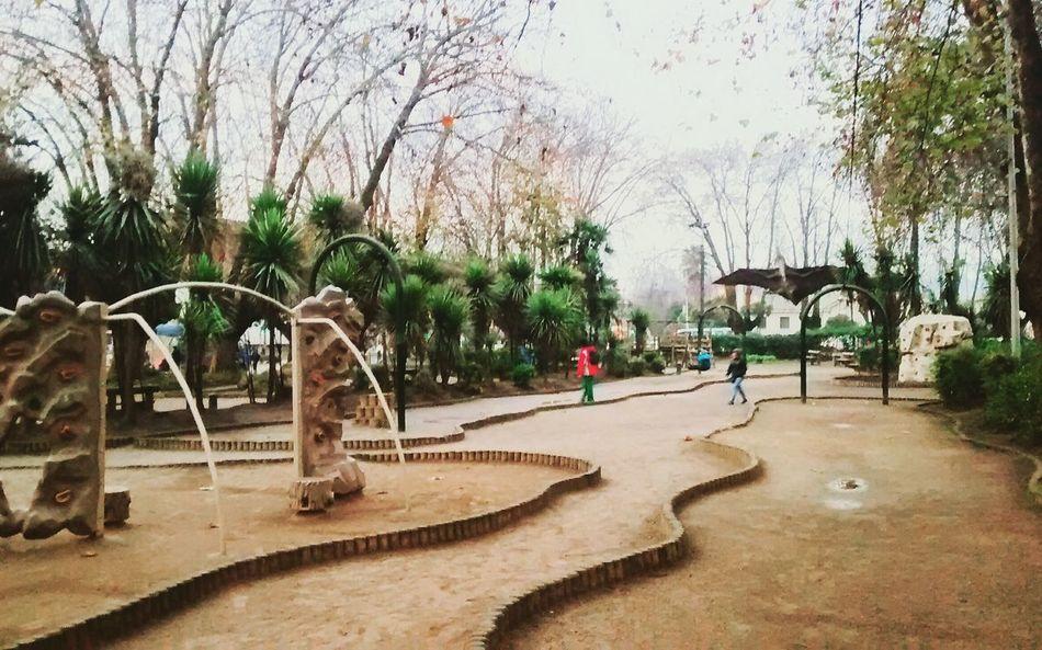Concepcion, CHile Chile♥ Plaza Los Dinosaurios Museo Invierno Frio ⛄❄ Parque  EyeEm Best Shots EyeEm Nature Lover EyeEm Gallery Eyemphotography