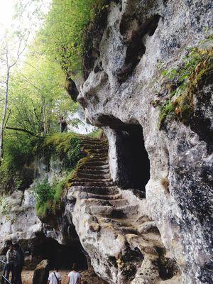 Troglodyte Village France IPhoneography Open Edit Summer Nature Dordogne EyeEm Best Shots Photooftheday Escaliers