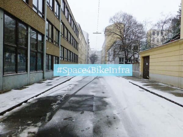 Space4BikeInfra@Marktgasse Wien Radfahren Cycling Streets Of Vienna Discover Your City Urbancity Urbanphotography
