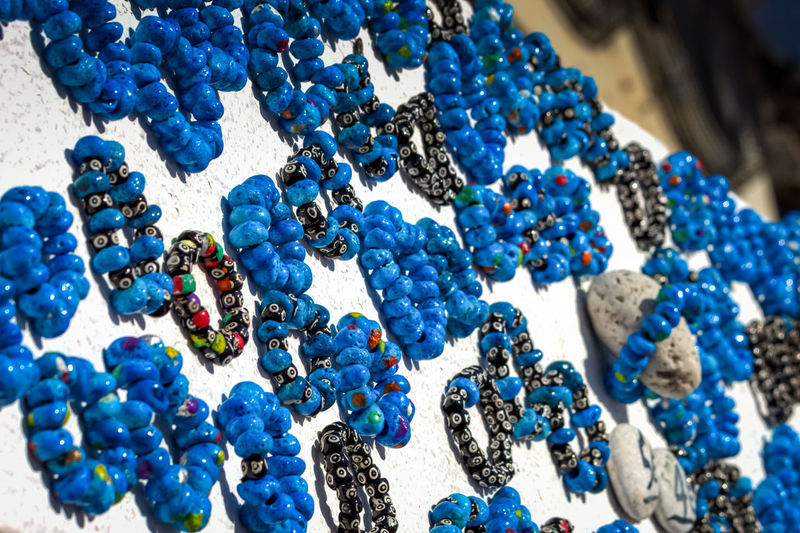 Arrangement Decoration Fashion Island Life Jewelry Necklace Romance ❤✨✨ Santorini, Greece Still Life
