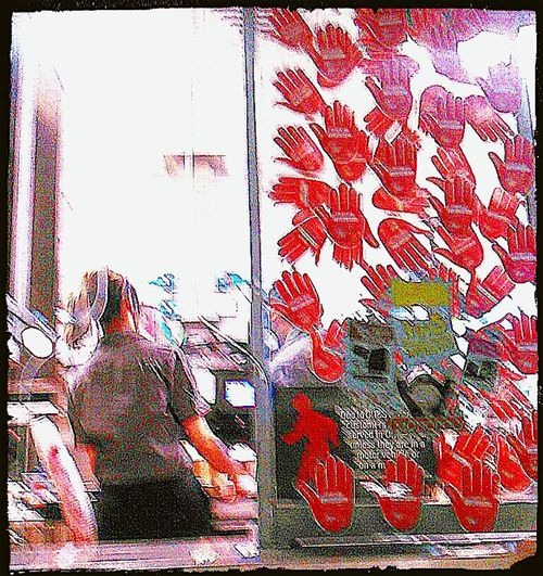 McDonald's Mc Donald's Mcdonalds Mc Donalds Macca's Sticker Stickers Golden Arches Mc Donald's Drive Thru Stickerama Stickerbomb Sticker Wall Sticker Bomb Stickerslapper Stickerporn Sticker It Sticker Slapper Stickerslap Stickers And Stickers Stickerslappin Stickers Stickers Stickers Stickerseverywhere Window Stickers Hands Maccas