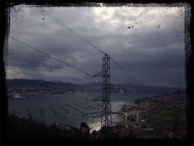 Vigo, Galicia (España) #vigo #galicia #pontevedra #spain #españa Sea Vigo