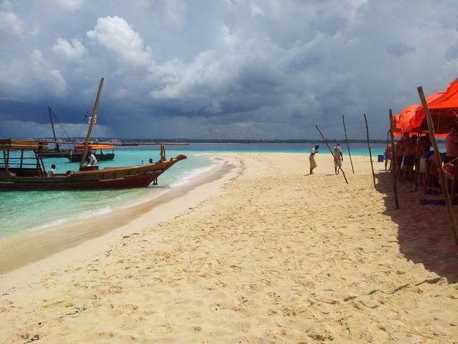 Nakupenda Beach ( Zanzibar) Sea Africa Beach