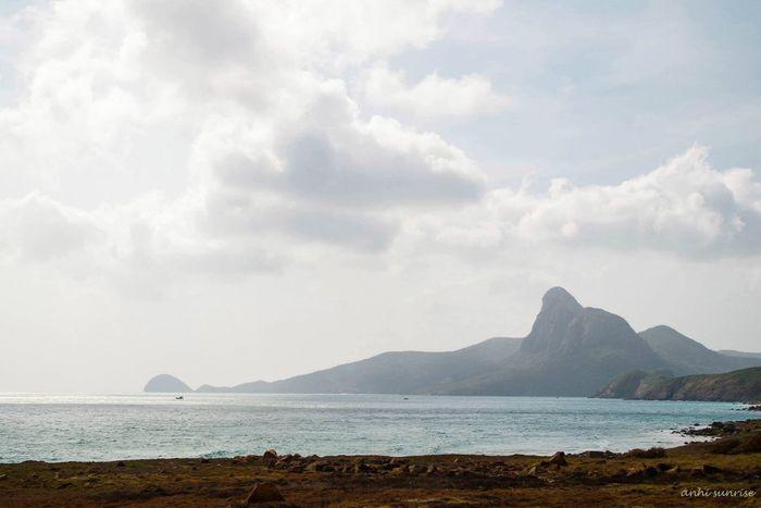 Mountains Beach Beachphotography Sea