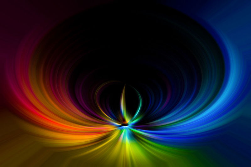 Multi colored vortex swirl spin background Abstract Backgrounds Pattern Shape Illuminated Motion Light - Natural Phenomenon Multi Colored Creativity Geometric Shape No People Night Light Lighting Equipment Black Background Studio Shot Science Indoors  Blue Circle Neon Bright Clubbing Laser Concentric