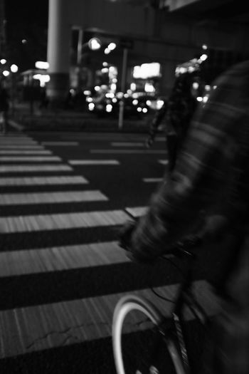 Streetphotography Monochrome Bycicle