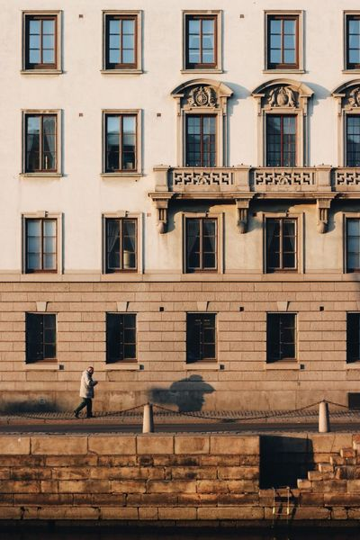 Golden hour. Göteborg, Sweden Urbanexploration Architectural Detail Sundown Light And Shadow Facades Tiny People Strideby Shootermag Showcase March Eye4photography  EyeEm Deutschland Travel City Life