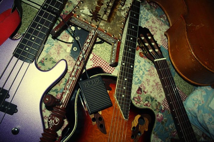 My guitars. Yes, I'm singer and musician too.:-) My Guitar Guitars Music All About Me