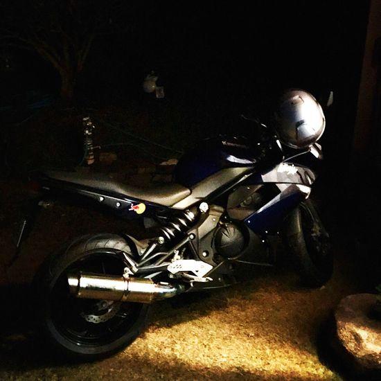 帰宅 Motorcycle