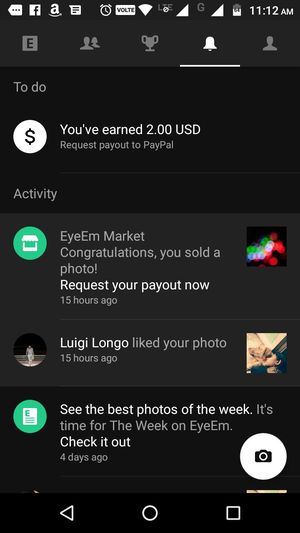 First Eyeem Photo Sell Thank You EyeEm!!!!!