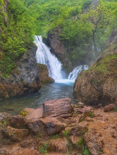 Water Flowing Stream - Flowing Water Flowing Water Long Exposure Power In Nature Fountain Waterfall Falling Water