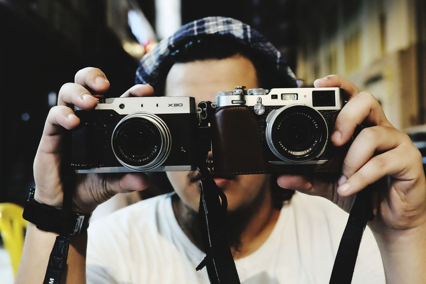 The Eyes of photographer Streetphotography Malaysia