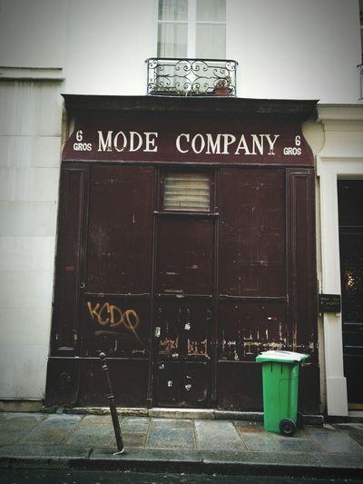 Paris Urban Exploration Art