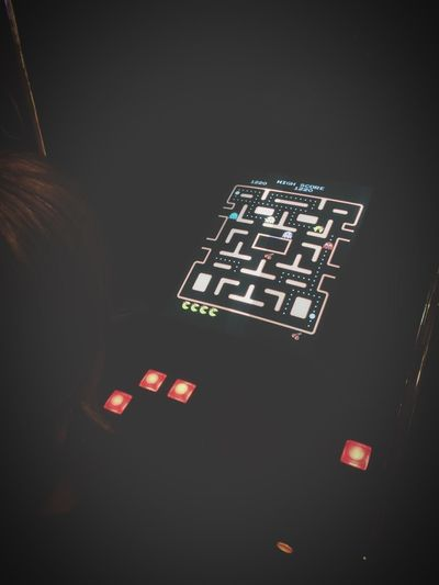 Deceptively Simple playing Pacman Arcade