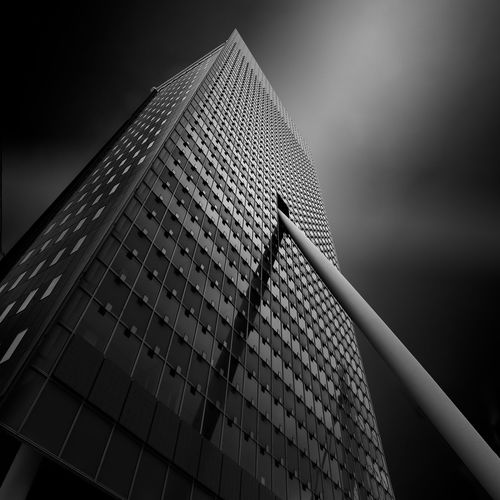 Envision XXVII Architectural Feature Architecture Building Building Exterior Built Structure Capital Cities  City Cloud - Sky Low Angle View Modern No People Office Building Outdoors Sky Skyscraper Tall Tall - High Tower Travel Destinations