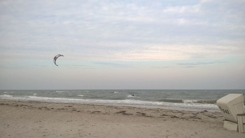Lumia640 Lumiagraphy Ostsee Kitesurfing Smartphoneography