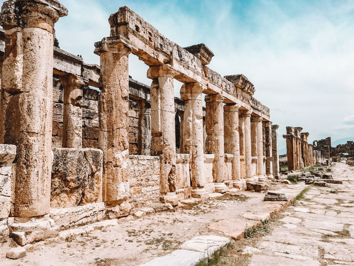 Hierapolis city