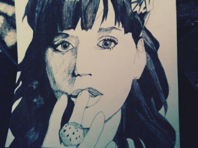 My Draw ♥ Draws Draw Drawing Katy Perry Katyperry