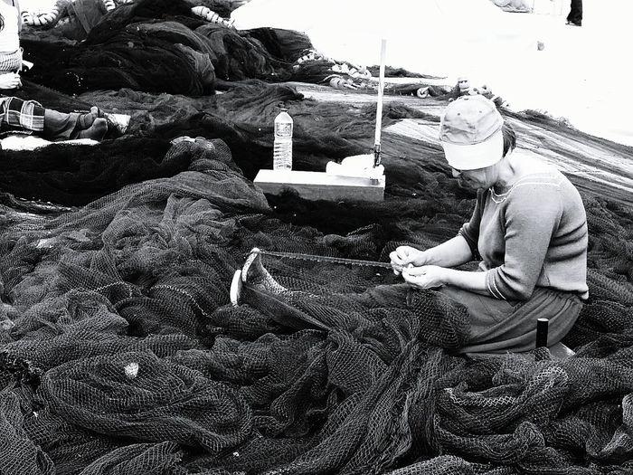 Black And White Black & White Blancoynegro Port Black And White Portrait Barco De Pesca