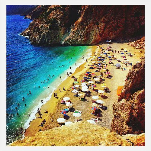 Kas #kalkan #summer #sea #holiday #tatil Beach Turkey