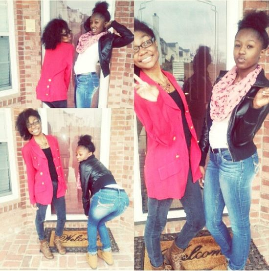 Me & My Cousin ♥