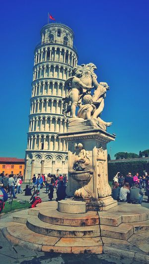 Tower Of Pisa Pisa, Italy Travel The World Wonders Of The World Architectural Photography Showcase March Eyeem Photography Enjoying The View Taking Photos Mobilephotography Italia
