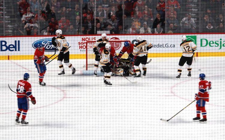 NHL Montrealcanadiens Goal Hockey