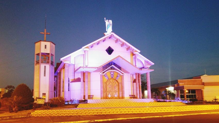 Church in Ametista do Sul-BR