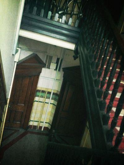 Stairs Vintage Victorian Architecture
