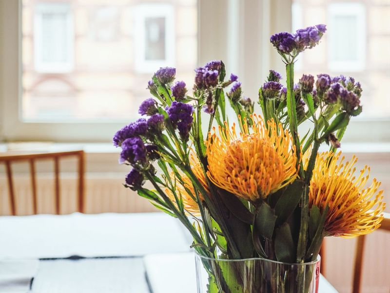 Feeling At Home Home Flowers Colors Interior Design