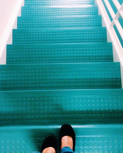 Showcase March walking down the stairs Stairs Stairways Walking Downstairs Feet Womanshoes Blackshoes