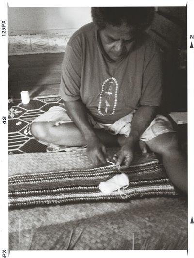 Enjoying Life Fiji Nesian Potraits one of those days...
