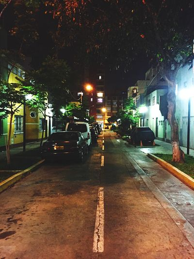 Pasaje infinito Streetphotography City No People Night Old Town