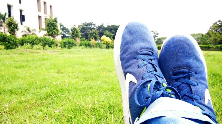 Nature On Your Doorstep It should rather be, nature at your footstep! :D Nike✔