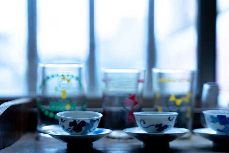 Rainy Days White Morning Laboratory Research Close-up