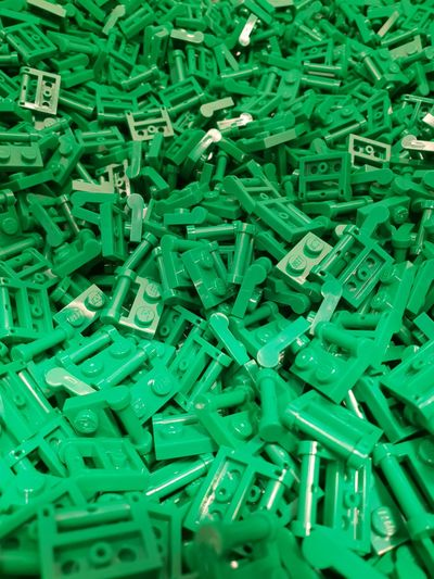 #lovly #green #lego #pices @berlin logostore LEGO Green Pices Picoftheday Full Frame
