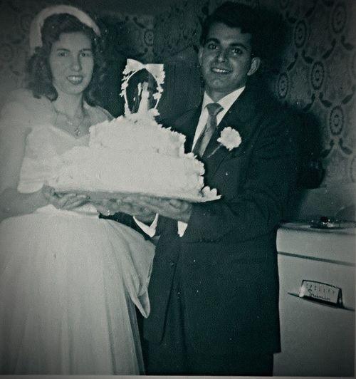 Vintage Vintage Photo Old Souls Love R.I.P Love U Grandma N Grandpa