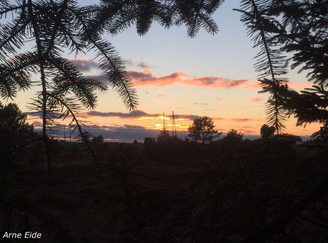 Beautiful sunset❤ Åkrehamn Karmøy Rogaland Norway