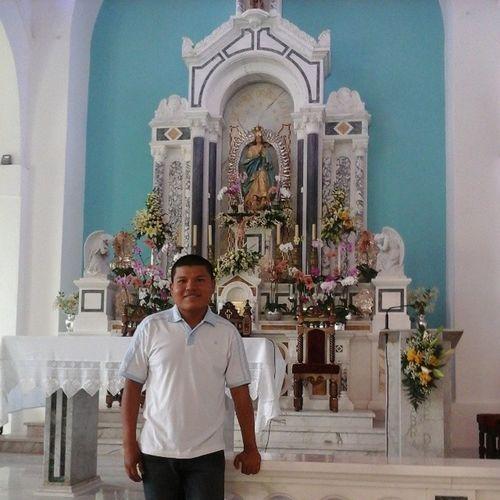 CatedralSanJuanBautista DiocesisDePenonome ... Asi quedo la restauracion de nuestra hermosa catedral InmaculadaConcepcion hoy inician nuestras fiestas patronales VivaMaria
