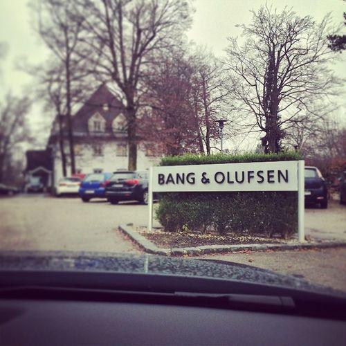 A3 Audi Bangundolufsen @bangolufsen Roadtrip etappe eins