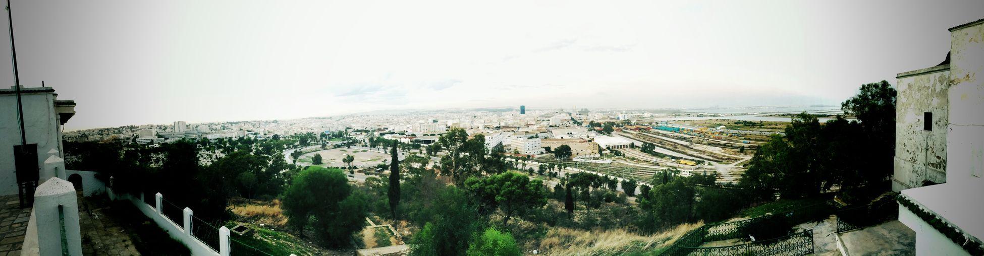 Tunisia Tunis City Panoramic Panoramic Photography Panoramic View IPhone Picture