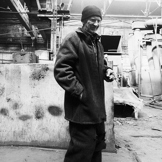 old man Oldman старик завод Plant
