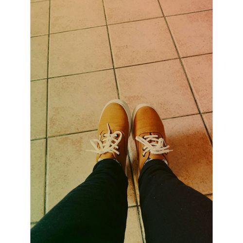 ?♠♣ French Good Day Frenchie Followme F4F Bigbang Hello World KPoper Shoes Vans