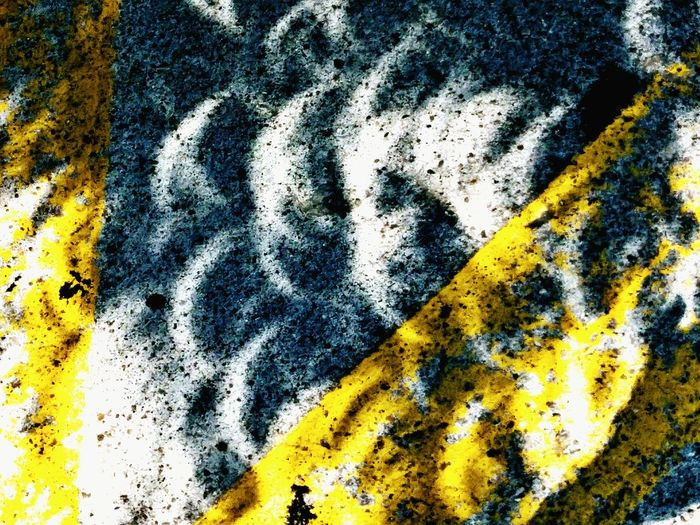 While everyone was looking up during the great eclipse,l was noticing the strange shadows created during it. Street Shadows & Light Shadowplay Shadow Photography Shadow Art Shadowed Parking Place Eclipse Day Eclipse Shadows Eclipse 2018 July Yellow Multi Colored Paint Abstract Close-up Painted HUAWEI Photo Award: After Dark EyeEmNewHere #urbanana: The Urban Playground