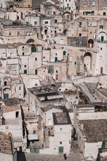 Matera, Italy -