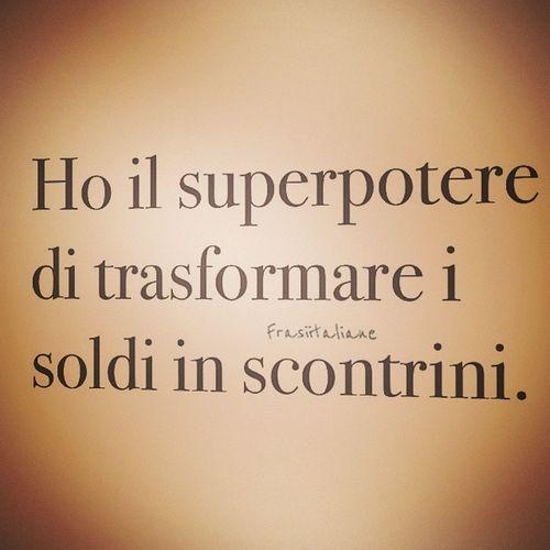 ::>_<:: Da: @frasiitaliane Robadidonne Shopping Follia Spesepazze Noalrisparmio Antistress