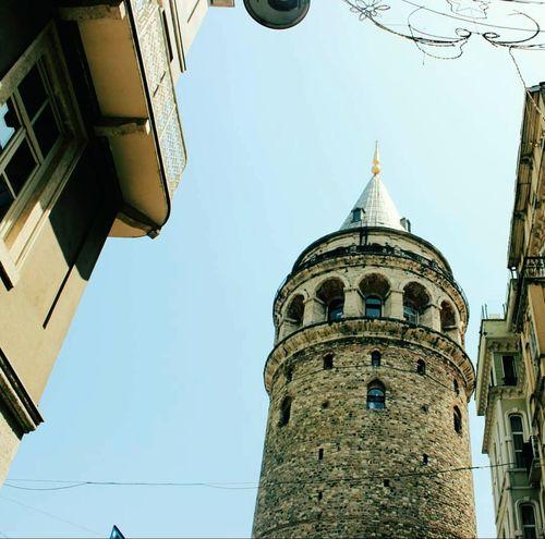 Galatatower Istanbuldayasam Istanbullovers Enjoying Life Perfectview